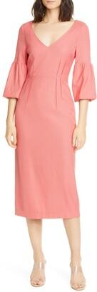 Veronica Beard Amalita Midi Dress
