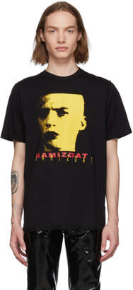 Yang Li Black Samizdat Seasonal T-Shirt