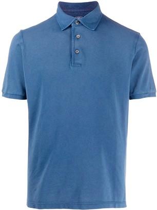 Fedeli Plain Polo Shirt