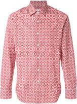 Prada tile print shirt