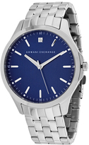Armani Exchange Classic Collection AX2166 Men's Stainless Steel Watch