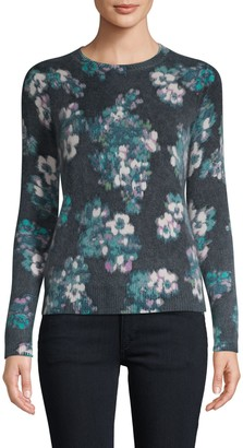 Max Mara Textured Floral Sweater