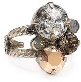 Sorrelli Crystal Cocktail Ring