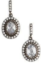 Freida Rothman Opera Drop Earrings