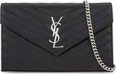 Saint Laurent Monogram leather cross-body bag