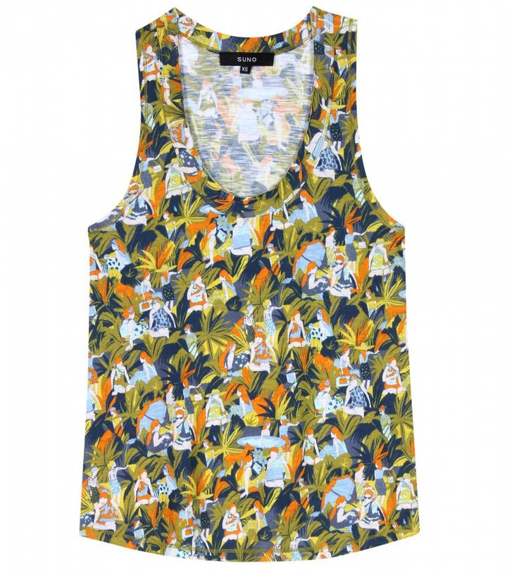 Suno PEOPLE TANK TOP