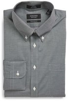 Nordstrom Men's Traditional Fit Non-Iron Solid Dress Shirt