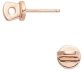 Miansai Screw Stud Earrings