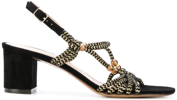 Tila March rope sling back Eivissa sandals