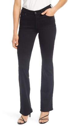 Seven London Slim Illusion Kimmie Mid Rise Bootcut Jeans