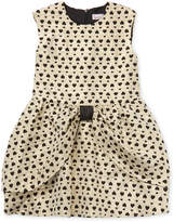 Halabaloo All Over Heart Bow Skirt Dress