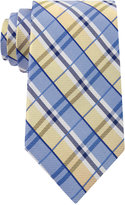 Club Room Men's Seashore Plaid Classic Tie, Only at Macy's