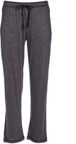 Rene Rofe Women's Sleep Bottoms GREY - Gray Double Fun Pajama Pants - Women
