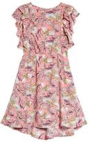 Tucker + Tate Print Ruffle Dress