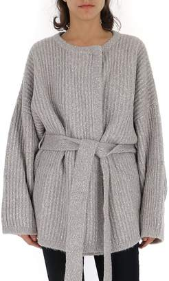 See by Chloe Belted Oversize Cardigan