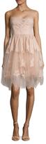 Free People Mini Gossamer Dress