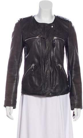 1e77a082a62 Isabel Marant Quilted Jacket - ShopStyle