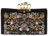 Alexander McQueen Flat Pouch Embellished Clutch