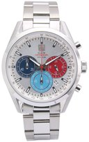 Elgin Chronograph Quartz Men's Watch FK1411S-S Silver
