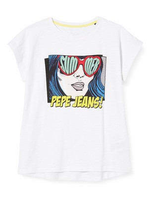 Pepe Jeans Girl's Peppermint T-Shirt