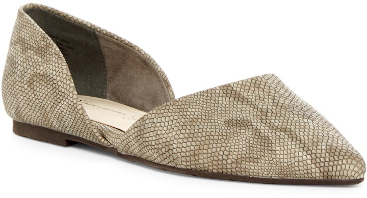 BC Footwear Society d'Orsay Flat