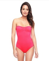 Juicy Couture Crochet Side Maillot