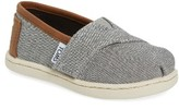 Toms Boy's Chambray Slip-On