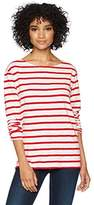 Levi's Women's Long Sleeve Sailor Top