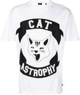 Diesel Cat Astrophe print T-shirt - men - Cotton - S