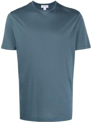 Sunspel crew neck cotton T-shirt