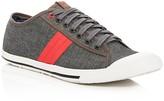 Ben Sherman Chambray Sneakers