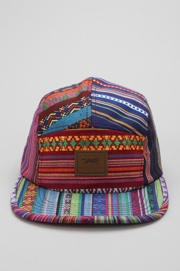Obey Gaucho 5-Panel Hat