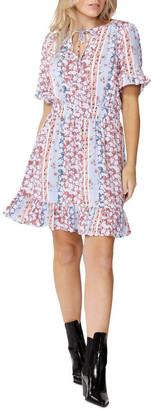 Sass Ditzy Splice Flutter Dress