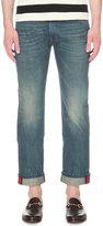 Gucci Web Regular-fit Straight Jeans