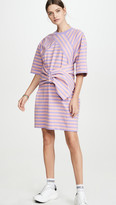 Marc Jacobs The The Striped T-Shirt Dress