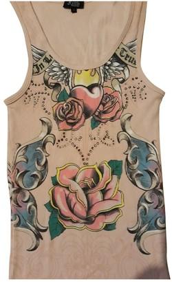 Faith Connexion Pink Cotton Top for Women Vintage