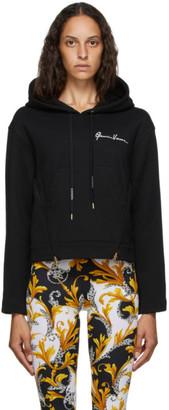 Versace Black Signature Hoodie