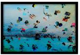 Parvez Taj Beach at Dusk by Shadow Box Frame)