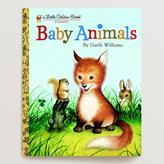 Cost Plus World Market Baby Animals, a Little Golden Book