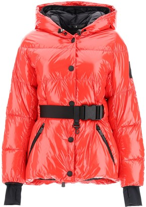 MONCLER GRENOBLE Belted Puffer Jacket