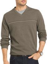 Van Heusen Long-Sleeve V-Neck Shirt