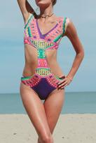 MinkPink Bright Delight Swimsuit
