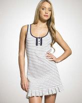 Striped Tennis Tank Dress