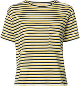 Anine Bing striped T-shirt - women - Polyester - XS