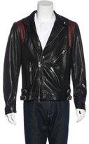 AllSaints Parker Leather Jacket