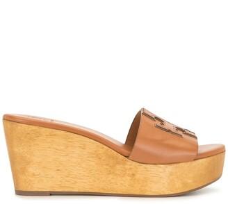Tory Burch Ines wedge sandals