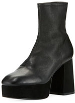 Opening Ceremony Carmen Leather Platform Boot