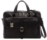 Frye Oliver 2 Handle Leather Briefcase