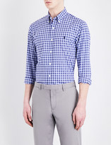 Polo Ralph Lauren Slim-fit button-down pure cotton shirt