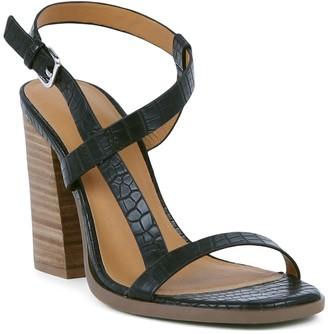 Report Block Heel Sandal